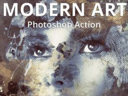 Art Photoshop Actions