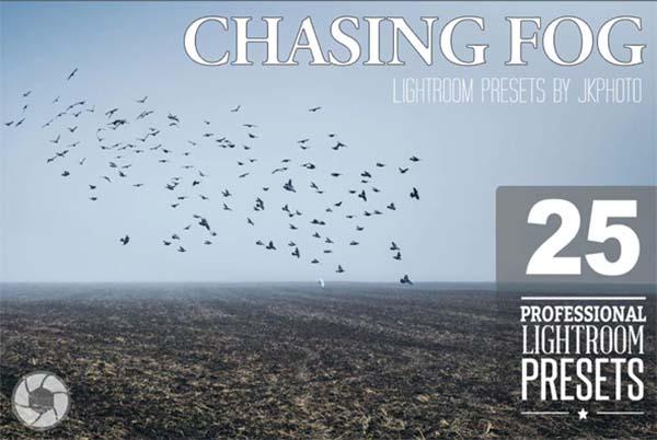 Chasing Fog Lightroom Presets