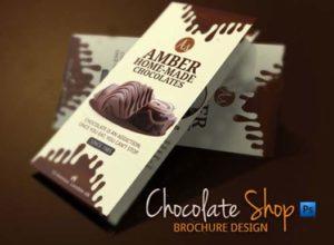 Chocolate Brochure Templates