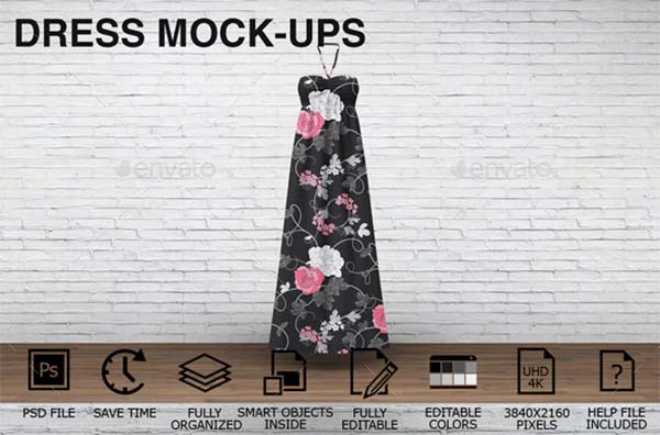 Clothing Mockups Design
