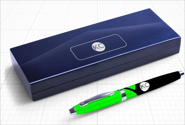 Free Pencil and Pen Mockups