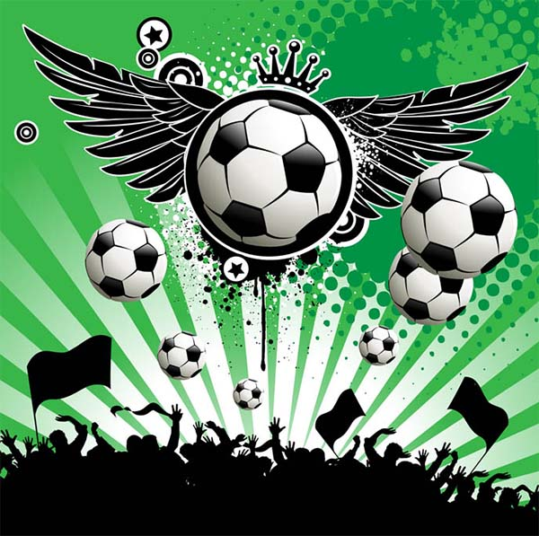 Free Soccer Poster Template