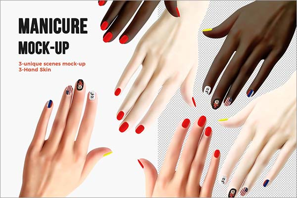 Manicure Mock-Up