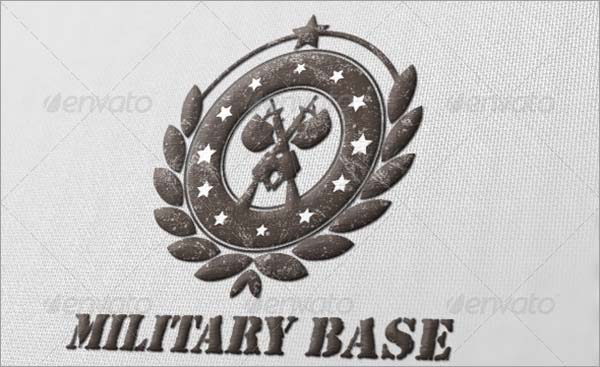 Military Base Logo Design