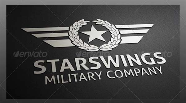Military Royal Logo Design