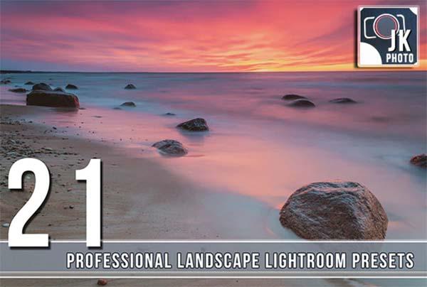 Pro Lightroom Presets Landscape and Nature