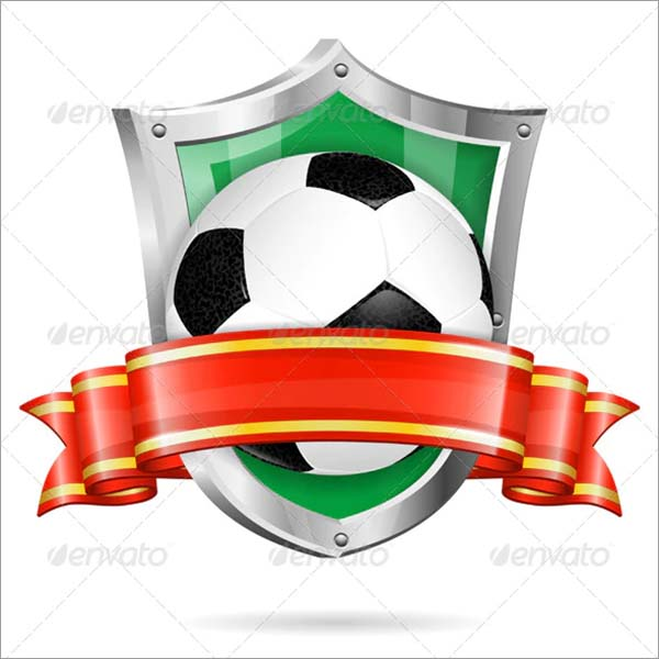 Soccer Poster Design PSD Template