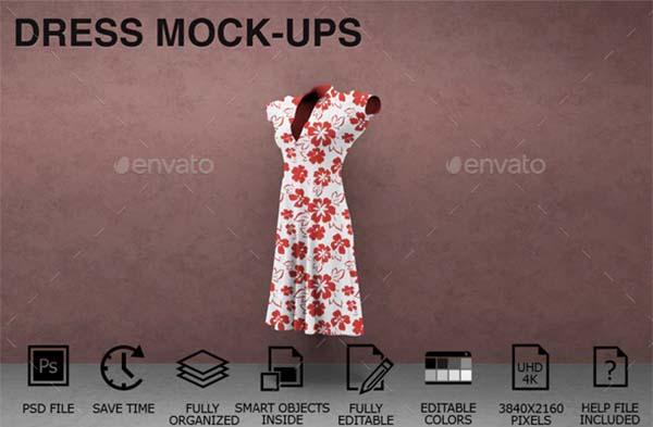 Women Clothing PSD Mockups