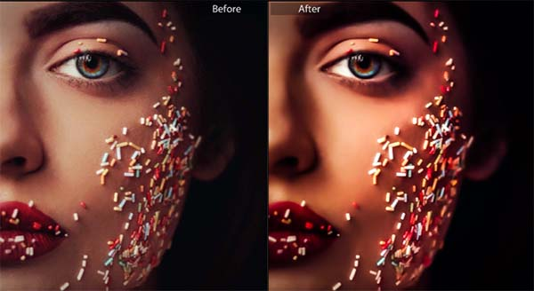 16 Pro Portrait Retouching Lightroom PSD Presets