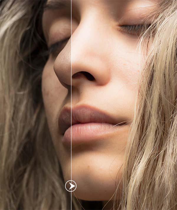 20 Skin Retouch Lightroom Presets