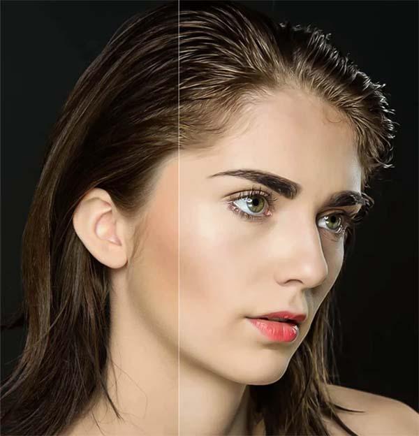 30 Skin Retouching Lightroom Presets