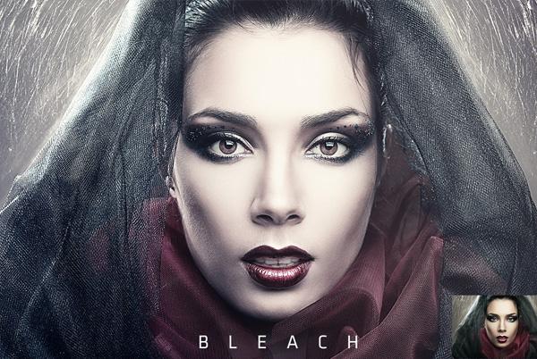 Bleach Studio Action