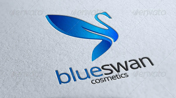 Blue Swan Logo