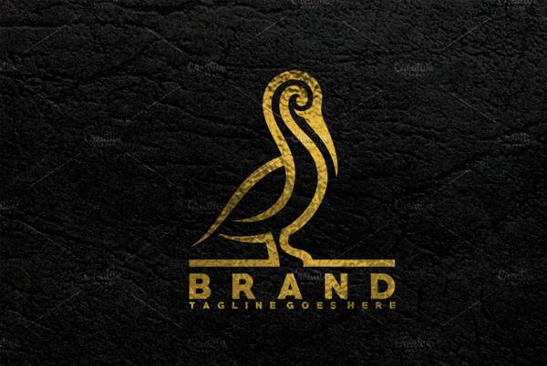 Business Swan Logo