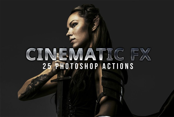 Cinematic FX for Photoshop