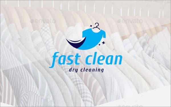 Fast Clean Logo Template