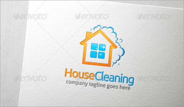 House Cleaning Logo Designs