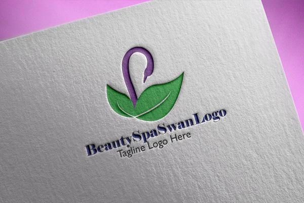 Premium Beauty Spa Swan Logo