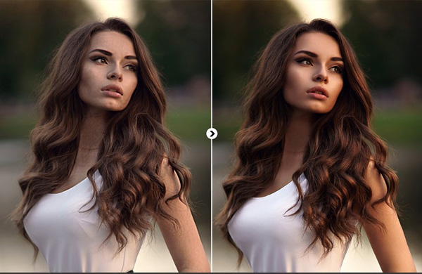 Retouch Cinematic Actions
