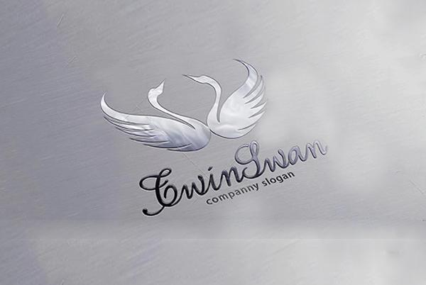 Swan Logo Designs