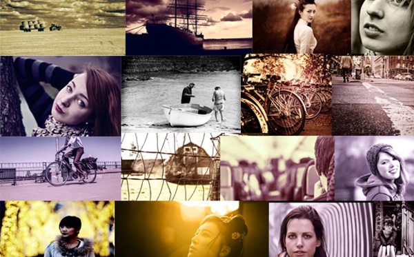 168 Black and White Actions Bundle
