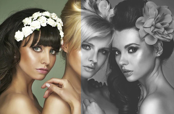 Black & White Actions for Photoshop