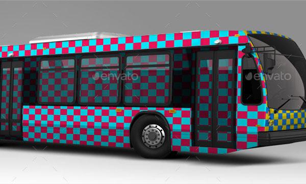 Bus Wrap MockUp