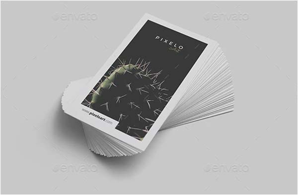 Minimalist Modern Business Card Template
